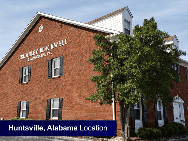 Huntsville Law Firm - Crumbley-Blackwell & Associates, P.C.-min